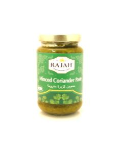 Coriander Paste (Minced) by Rajah | Buy Online at The Asian Cookshop